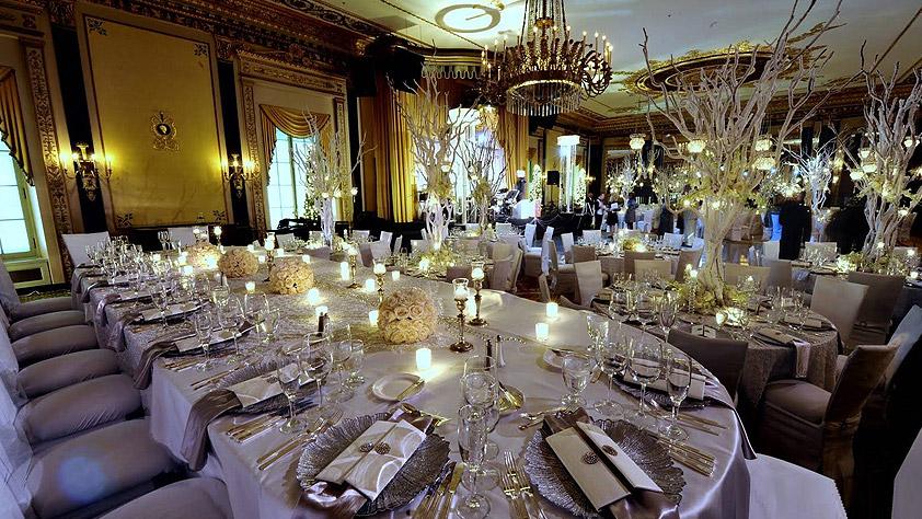 noviasenboda | ideas y decoración para bodas en color plata o