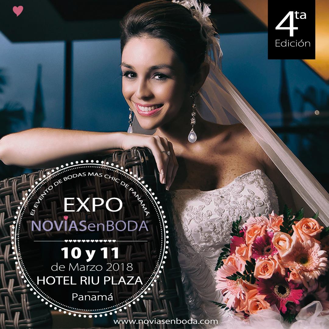 Expo Novias en Boda 2018
