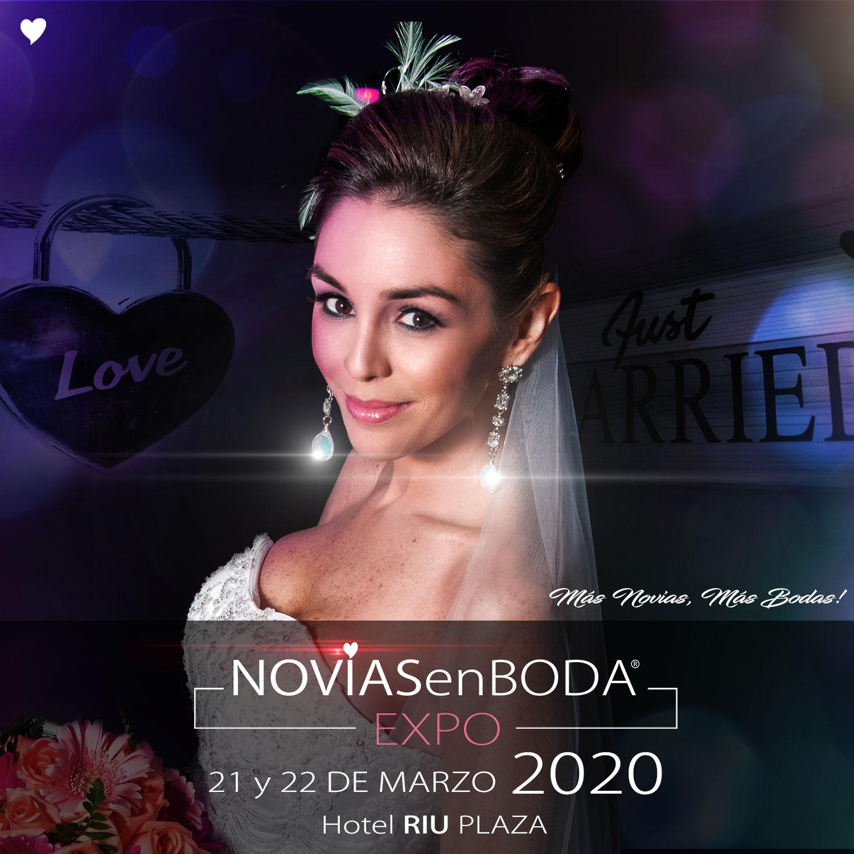 Novias en Boda Expo Marzo 2020