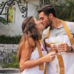 ¿Quieres hacer tus anillos de boda en una experiencia inolvidable?
