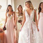 Tendencias que veremos en las bodas de 2020 – Vestidos de Cortejo